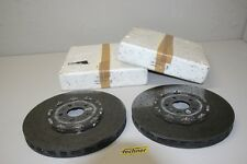 2 x Carbon Ceramic Bremsscheibe CCM VA FERRARI F12 FF Brake Disc 274334 BREMBO