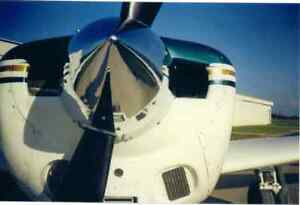 1Early 180 HP Mooney ARI Nose Cowl Mod Kit (1958-1965 M20A-D)