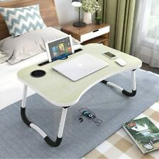Astory Laptop Bed Table, Portable Lap Desk Notebook Stand Reading Holder