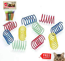 New listing Cat Toy Ethical Wide Colorful Springs Kitty Dog Pets Activity Enjoyment For Fun