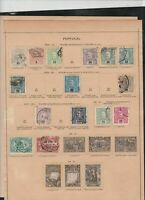 portugal stamps page ref 18188