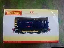 HORNBY OO SCALE BR CLASS 08 FIRST GREAT WESTERN LIVERY REF NO R3343