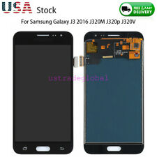 For Samsung Galaxy J3 2016 J320M J320p J320V LCD Display Touch Screen Digitizer