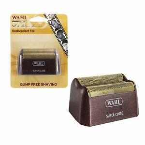 Wahl 5 Star Series Shaver Gold Replacement Foil 7031-200