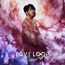 GOT7 Japan 4th Mini Album [LOVE LOOP] Type E (Youngjae ver.) CD Limited Edition