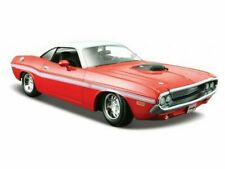 1970 Dodge Challenger R/t Coupe 1 24 Scale Diecast Metal Model Toy Car Maisto 3