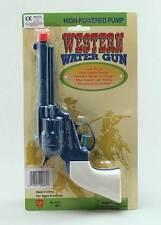 Water Squirt -  Cowboy Gun, FUN NOVELTY JOKE PROP, PLASTIC, FANCY DRESS