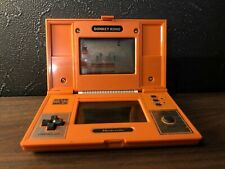 Nintendo Game & Watch DONKEY KONG Multi Screen Orange from japan
