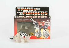 Transformers G1 Reissue Dinobots Clear SLUDGE Autobots Gift Christmas Toy Robot