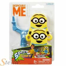 Despicable Me Minion Splat Strike Launcher Slingshot Catapult Toy
