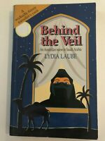 Behind The Veil Australian Nurse in Saudi Arabia Lydia Laube book