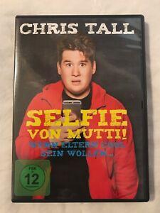 DVD Chris Tall - Selfie von Mutti - wenn Eltern cool sein wollen...