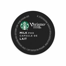100 Count Starbucks Verismo Milk Pods Latte **read description*** CHEAP CHEAP