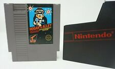 Hogan's Alley (Nintendo Entertainment System NES) w/ Sleeve