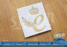 "Lotus Elise Exige - Queen's Award ""E"" Enterprise - Autocollant Stickers Decal"