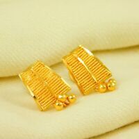 Designer Gold plated Traditional Ethnic Bollywood Earrings Set Fashion Jewellery