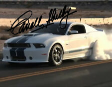 CARROLL SHELBY SIGNED PHOTO 8X10 RP AUTO AUTOGRAPHED FORD MUSTANG **