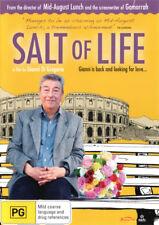 The Salt of Life DVD NEW