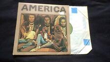 AMERICA - America - Vinyl LP *K 46093* *A3/B3*