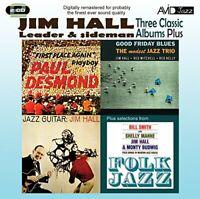 Jim Hall - Three Classic Albums Plus (Jazz Guitar / Good Friday Blues / [CD]