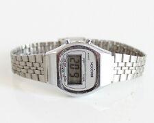 Braddon LC Quarz Datum Licht Vintage LCD 29 mm Damen Uhr Armband
