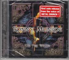 Ronny Munroe - The Fire Within (CD 2009) The Voice Of Metal Church! NEU/Sealed !