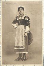 Costume Calabrese - da Nicotera a Reggio Calabria Viaggiata 1917