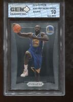 Draymond Green RC 2012-13 Prizm #282 Rookie GEM MINT 10