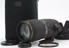 【MINT for Nikon】 SIGMA APO 70-200mm f2.8 II EX DG HSM macro from Japan #P98
