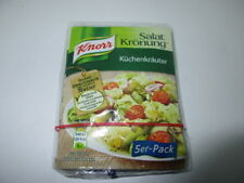 8 x 5 Pck. KNORR Küchenkräuter ( Salad Herbs ) New from Germany