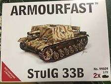 1/72 WW2 German SiG33B Tank kit 2 in a box Kit Easy Assembly