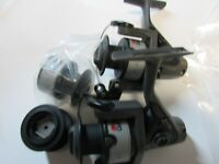 ABU Garcia SS 2000F Spinning reels  with extra spools no handles