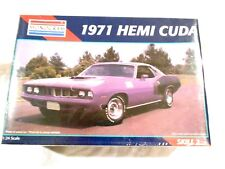 Monogram 1971 Hemi Cuda-Sealed