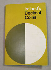 [NC] IRLANDA IRELAND DECIMAL COINS SET FOLDER 1971