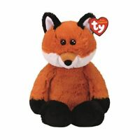 TY ATTIC TREASURES - FRED THE FOX - NEW - Will ship Worldwide!