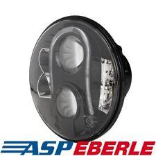 LED Scheinwerfer 7 Zoll E-Prüfzeichen schwarz Gerneration 2 Jeep JK 07-18
