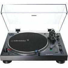 Tocadiscos Technica lp120x música direktangetrieb audio negro sin OVP
