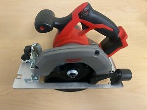Milwaukee 2630-20 M18 18V Li-Ion Cordless 6-1/2 in. Circular Saw (Tool-Only)