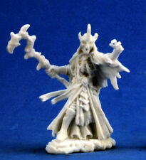 1 x LICH - BONES REAPER figurine miniature jdr rpg d&d liche undead mage 77280
