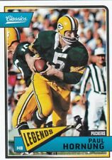 2018 Panini Classics Football Trading Card, #133 Paul Hornung
