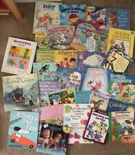LOT OF 30 CHILDREN'S STORY AND BED TIME BOOKS - SOFT COVER BOOKS - MINT