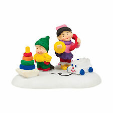 Department 56 North Pole Fisher Price Toys Accessory New 4036557 Elves 2014