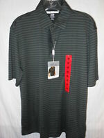 Greg Norman Collection Men's Play Dry Golf Polo Black Shirt Variety