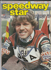 Speedway Star :February 18, 1984 Boston and Poole  track reviews