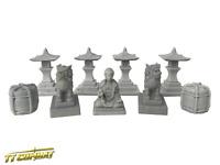 TTCombat - Great for Bushido Asian Samurai Sake Buddha - Eastern Accessories 2
