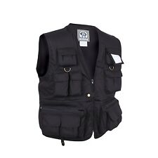 UNCLE MILTY VEST MANY POCKETS FISHING TOURING PHOTO SHOOTING S,M,L,XL,2X,3X,4X