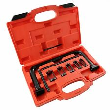 10 Pieces Engine Overhead Valve Spring Installer/Remover Set Compressor Tool Kit