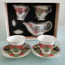 Vivienne Westwood Tableware Set Teapot Sugar Milk Pot Tea Cup Set Genuine