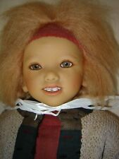 """Annette Himstedt """"Luis"""" boy doll, German Made, Coa and box"""