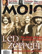 MOJO MAGAZINE #77 ( NOVEMBER 1998 ) LED ZEPPELIN / BEATLES-THE HAMBURG YEARS